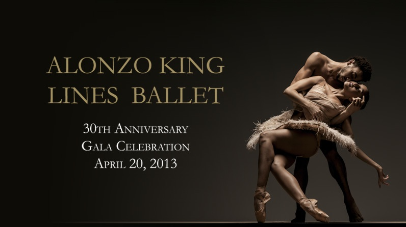 Alonzo King Lines Ballet - 30 years